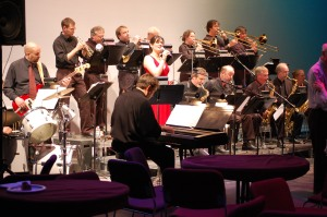 Big Band at the Arts Centre April 26th