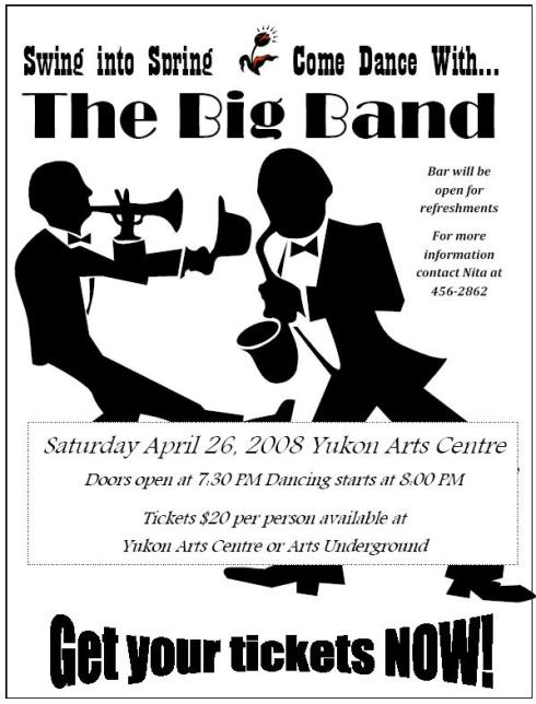 Swing into Spring with The Big Band