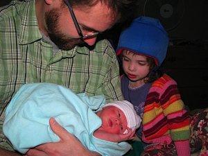 Papa and sisters - November 12