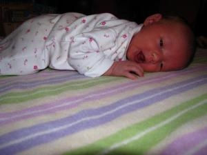 Tummy time - November 20