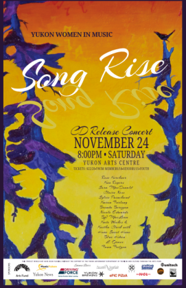Song Rise Poster